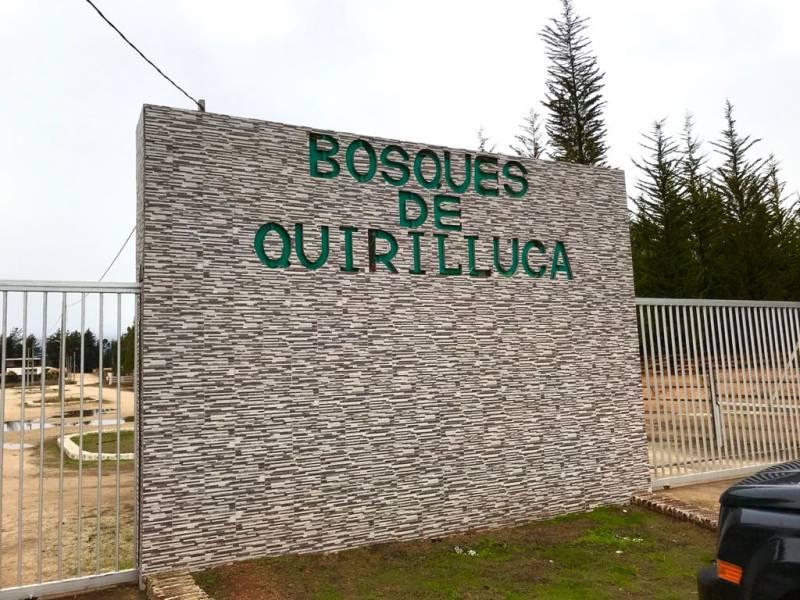 Excelente Sitio en Bosques de Quirilluca, Maitencillo