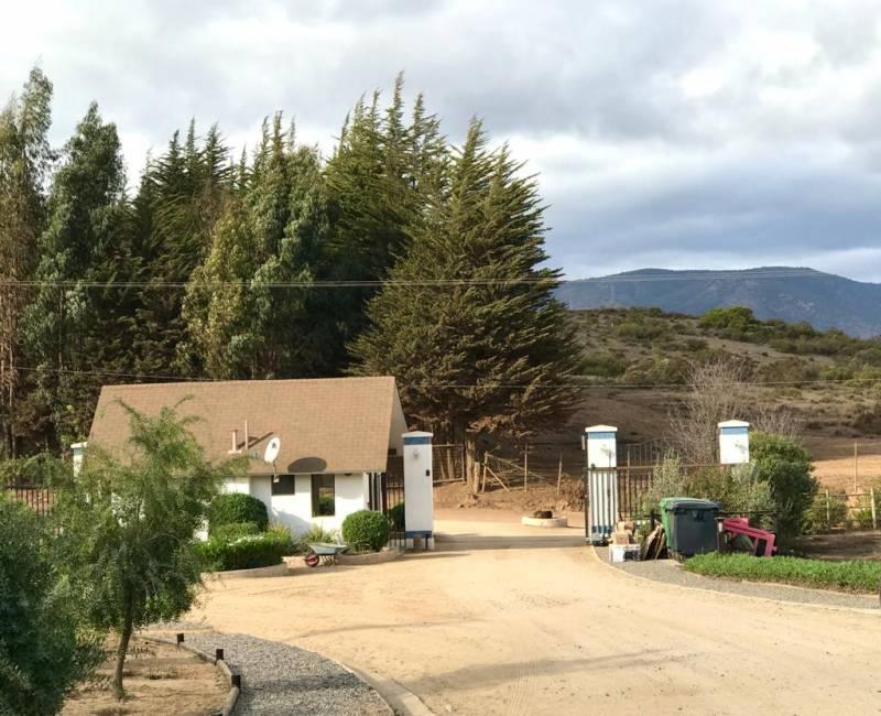 Sitio Condominio La Divisa, Maitencillo
