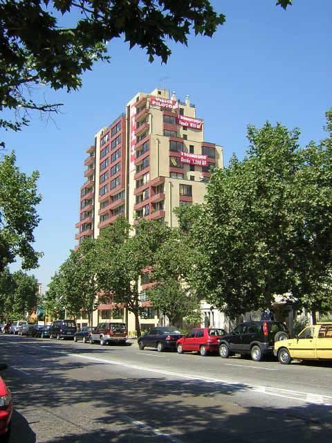 Club Hípico / Univ De Chile, Parque O'higgins, Santiago