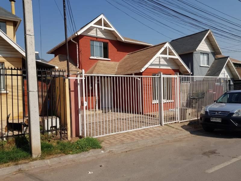 Casa Aislada, Puente Alto.