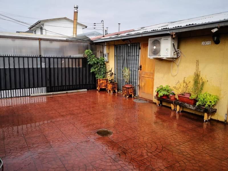 Se vende casa en sector sur poniente de Talca,