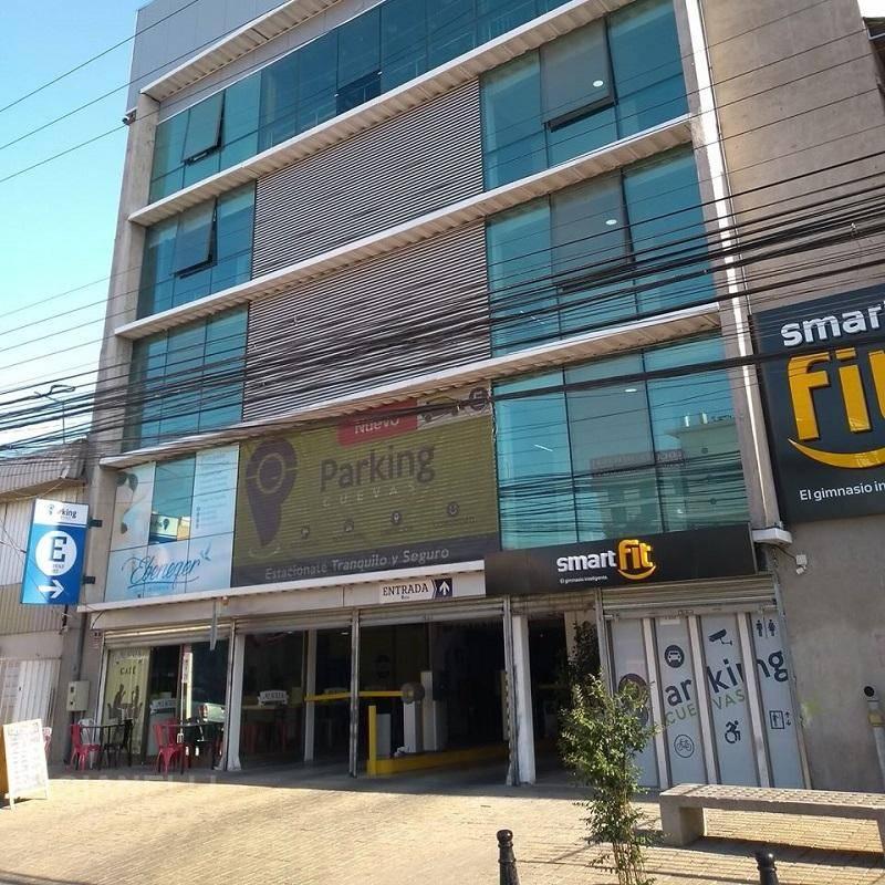 OFICINA EN ARRIENDO - CUEVAS - ALCÁZAR - CENTRO RANCAGUA
