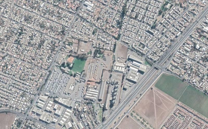 TERRENO INDUSTRIAL 8.800 M² - AV. LAS TORRES - RANCAGUA