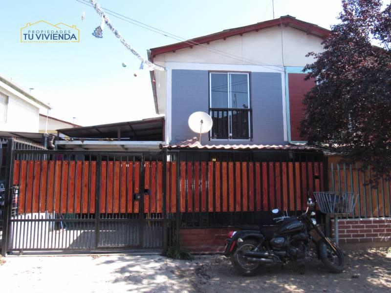 Casa en Villa Las Hortensias II de San Bernardo