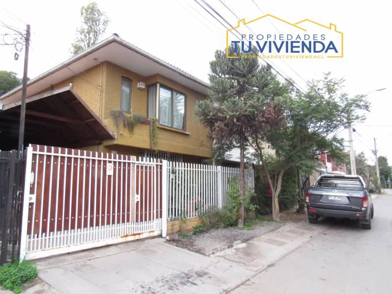 Hermosa casa en la Comuna de Maipú