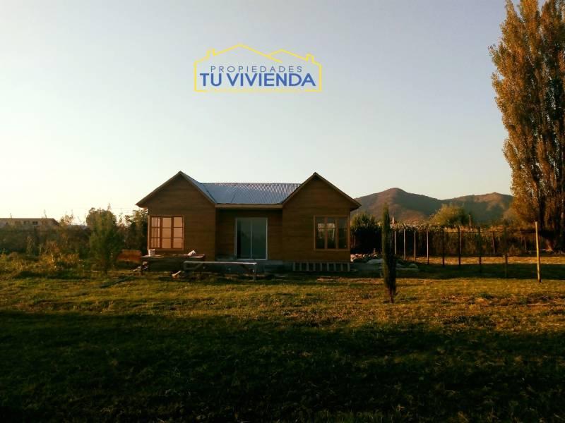 Hermoso terreno con cabaña en Lonquén