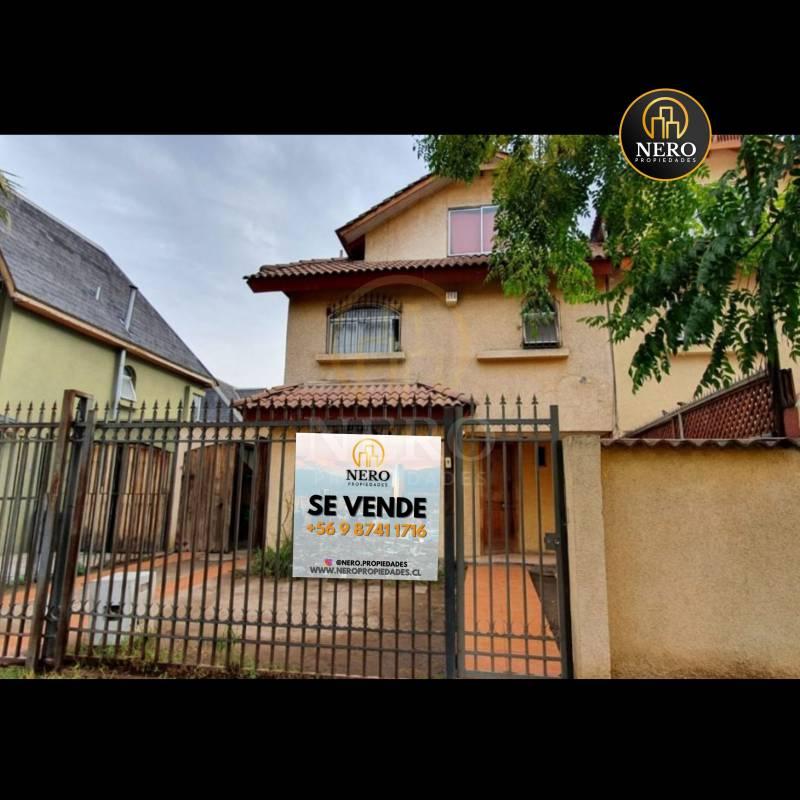 Venta casa en Pudahuel