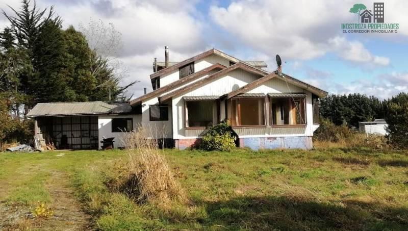 Casa en parcela Ruta 5 Sur Llanquihue