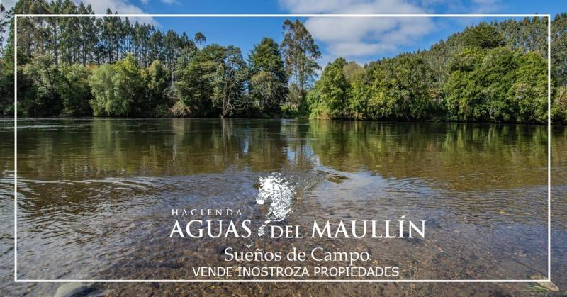 Parcelas Hacienda Aguas del Maullin