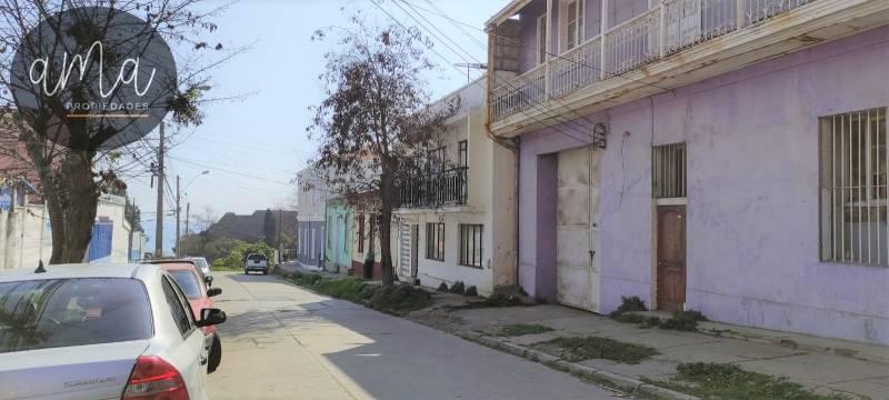 (410) Valparaíso Cerro Barón Casa