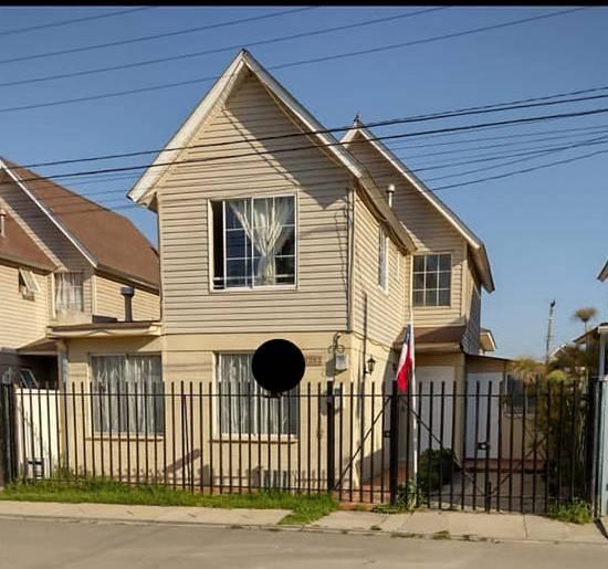 Casa Individual muy bien ubicada Belloto, Quilpue.