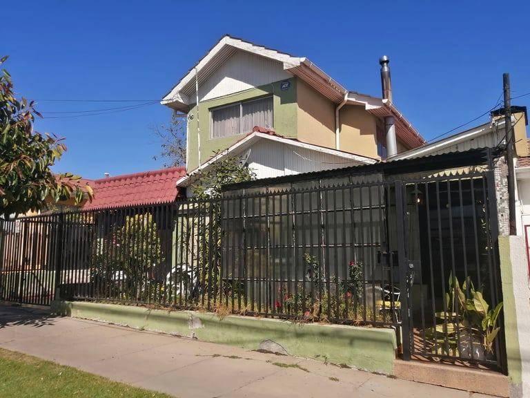 Se Vende Hermosa Y Central Casa en Quilpué $160.000.000