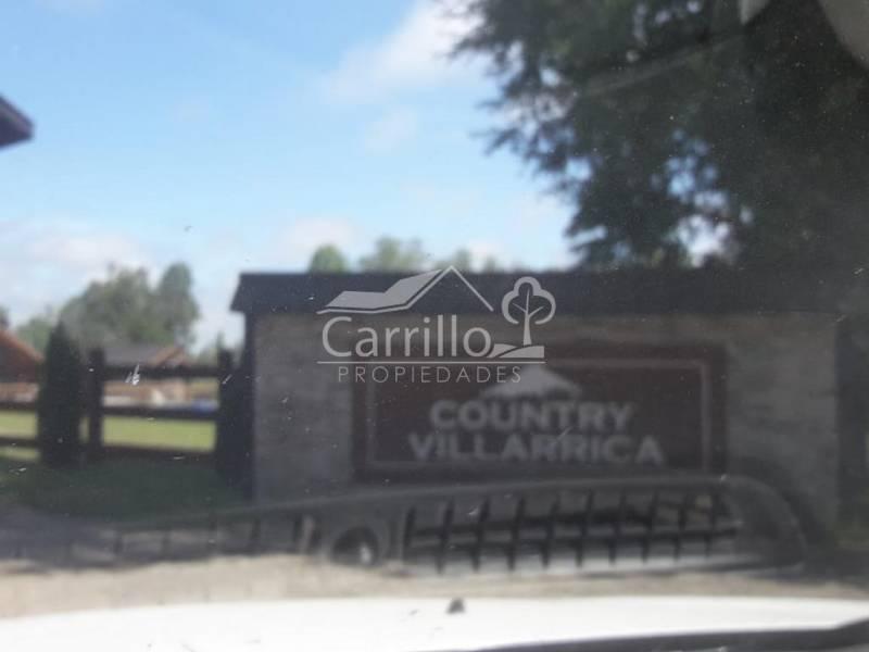 PARCELA EN CONDOMINIO COUNTRY DE VILLARRICA