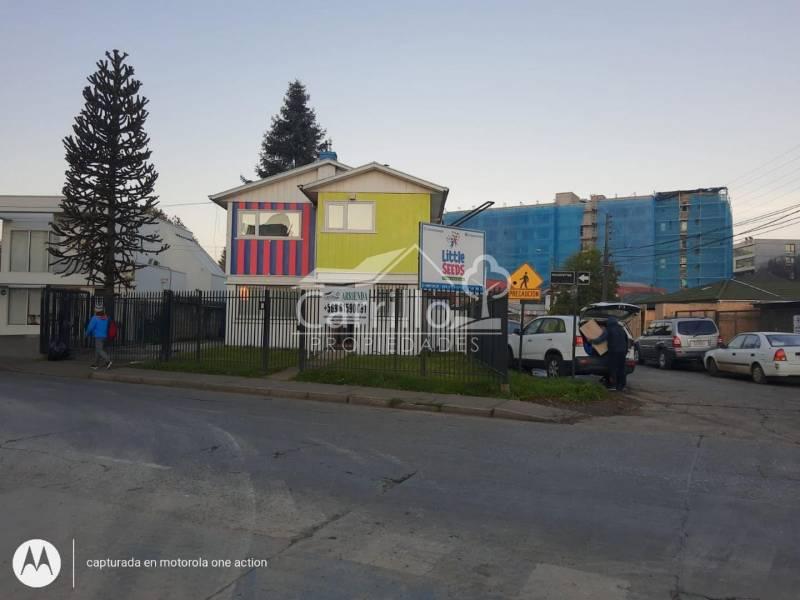 ARRENDAMOS CASA EN HOCHSTTETER CON ANTUMALAL PARA OFICINA
