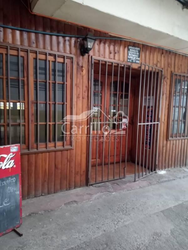 ARRENDAMOS AMPLIO LOCAL PARA COMIDA