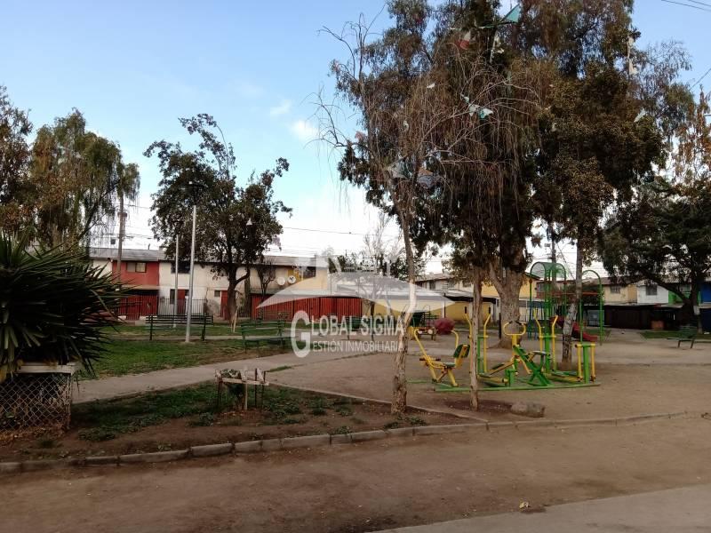 SE VENDE CASA 4D. VILLA RÍOS DE CHILE. EL BOSQUE