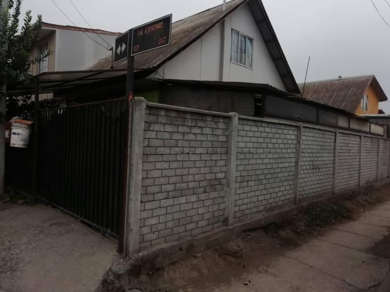 Casa Villa Santa Clara Peumo