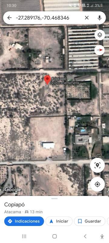 Linda Parcela Sector Bypass 5000 metros cuadrados