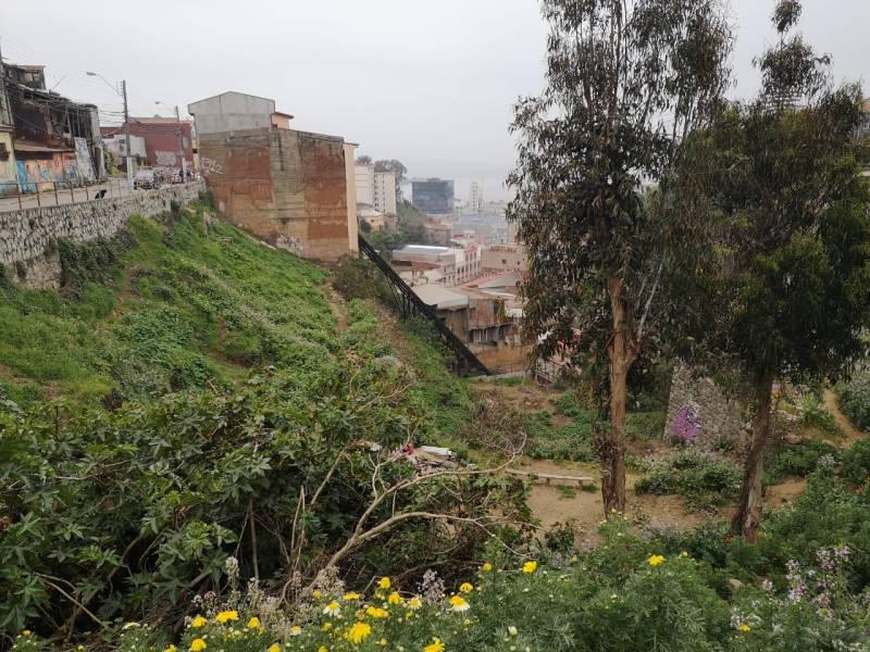 Terreno en Cerro Cordillera