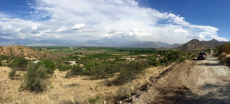 Hermosa Parcela Condominio Rinconada de Los Andes
