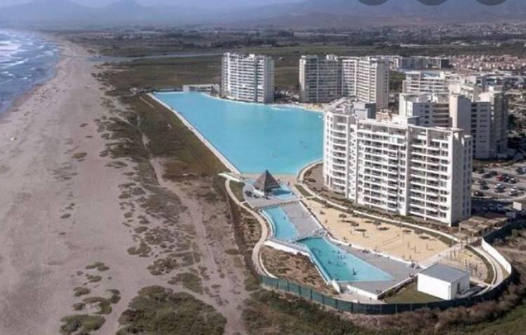 Espectacular Vista en Resort Laguna Mar de La Serena