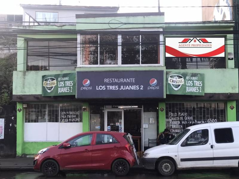 Se vende local comercial en San Antonio, V Región