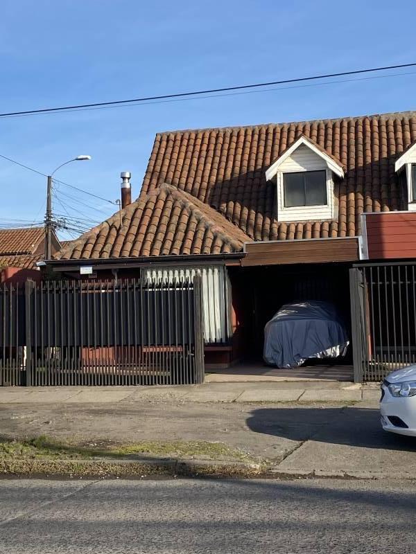 Se vende casa en una de las principales avenidas de Chillán