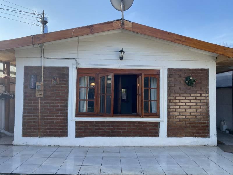 Casa en venta en Chillan. Llegar y habitar. Sin detalles !