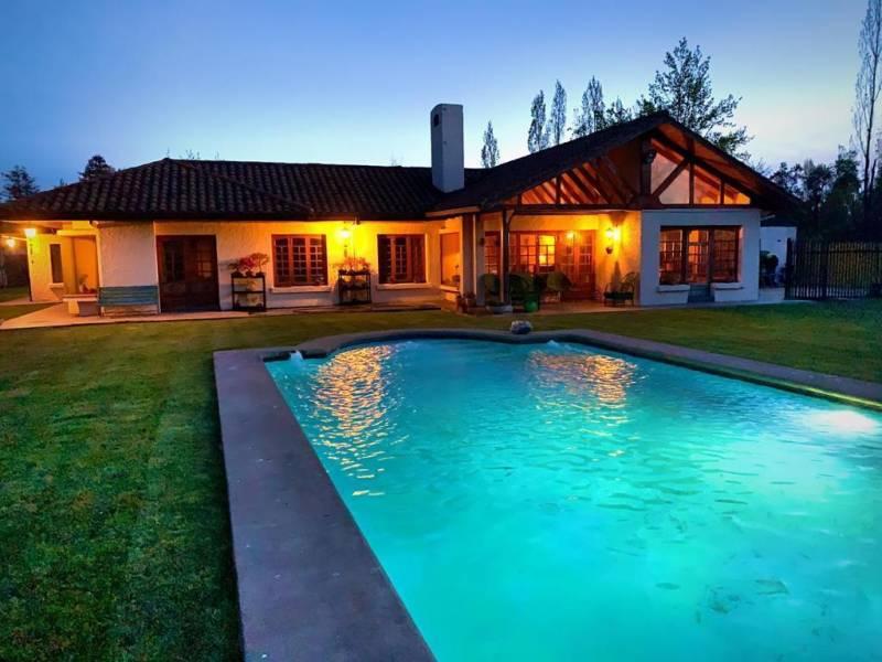 Casa Estilo Chilena en exclusivo sector de Chillán