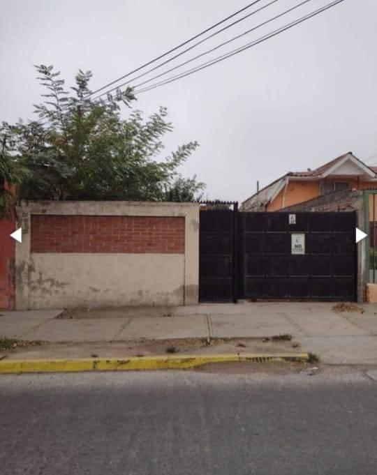 Se vende terreno cerrado en centro de Quillota