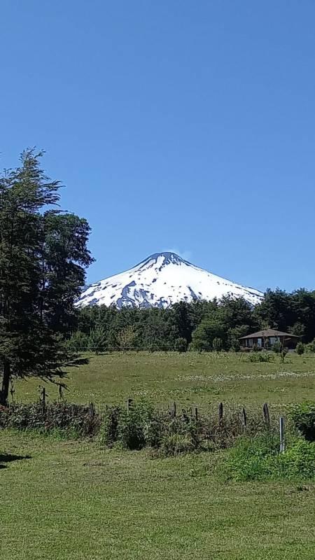 Venta parcelas de 5000m2 entre  Villarrica  y Pucón.
