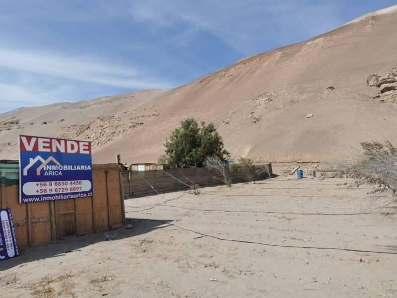 Parcela en Valle de Chaca, 50 minutos de Arica