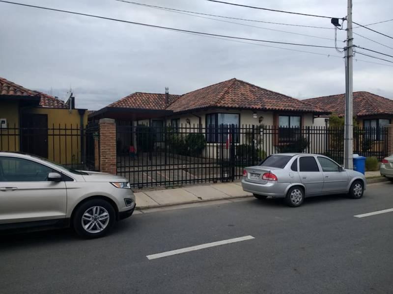 HERMOSA CASA PARQUE DEL SOL - TALCA
