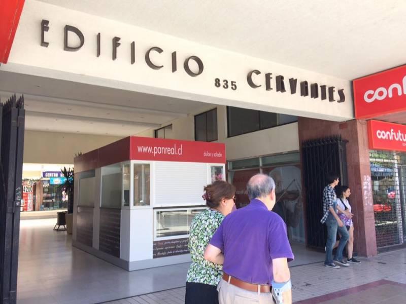 LOCAL COMERCIAL GALERÍA CERVANTES