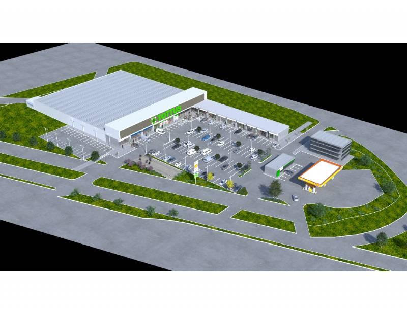 Venta y Arriendo locales nuevo Strip Center - Talca