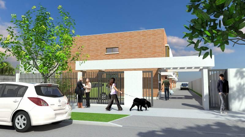 Proyecto condominios Altos del Valle