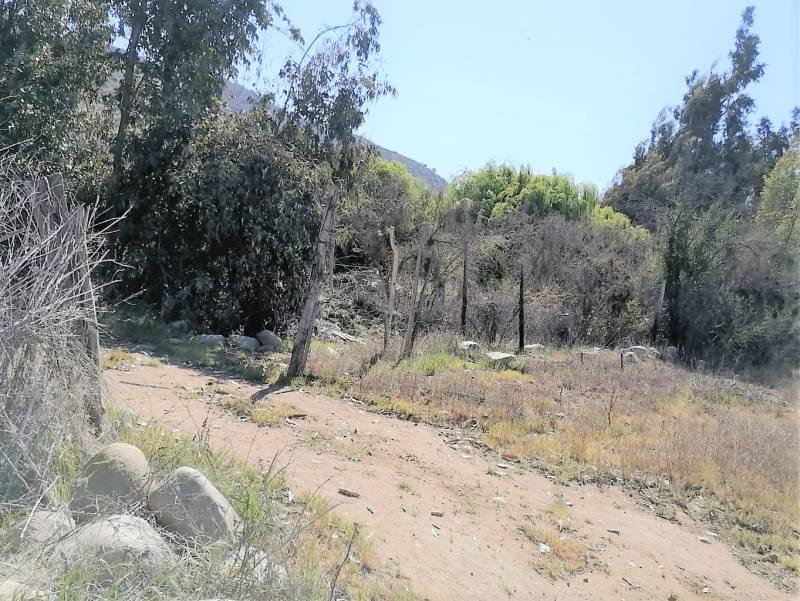 Arriendo de Terreno Rural, Chuchiñí, Salamanca (Cód. 3102)