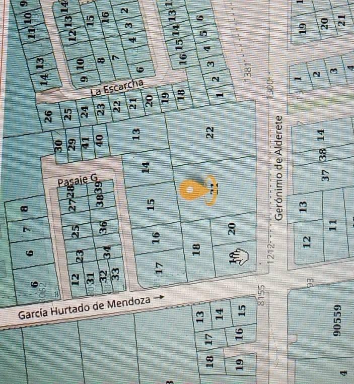 Terreno inmobiliario 30 UF / MTS2