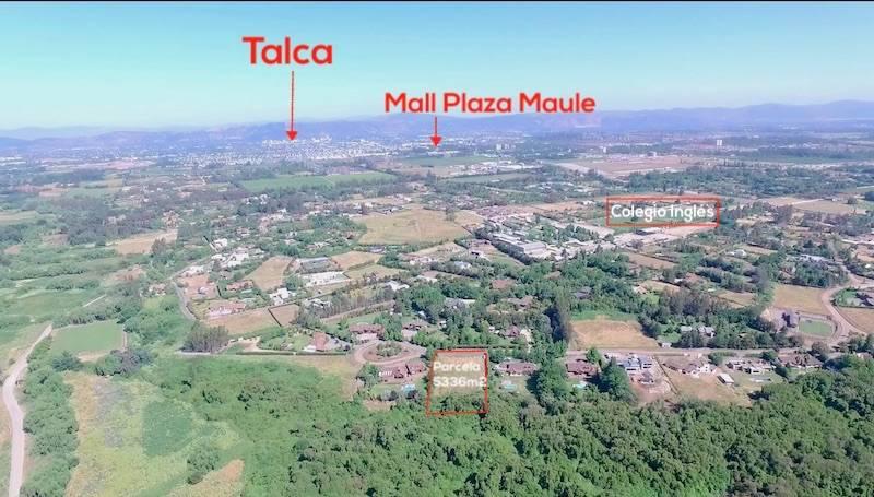 PARCELA TALCA, LOTEO EL GOLF, 5336M2, VII REGION DEL MAULE,
