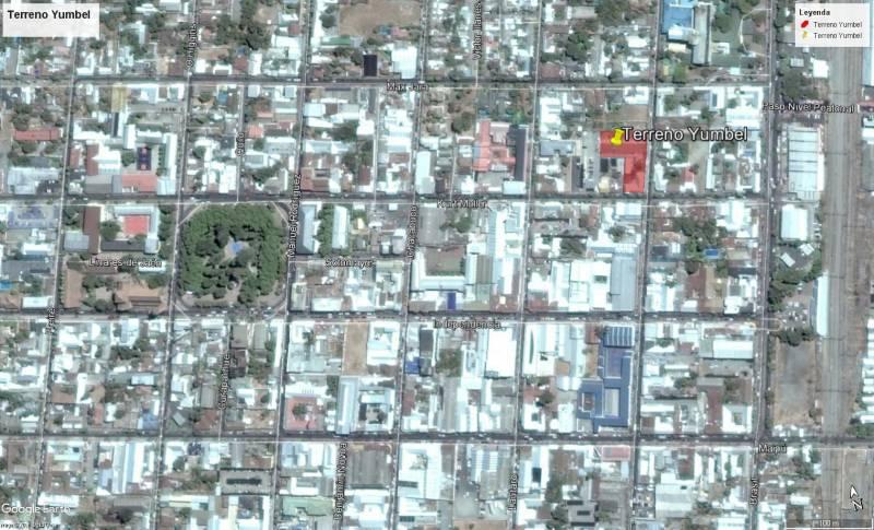 Terreno Central Con Excelente ubicación  de 2.500 mts2.