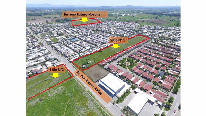 Importante Terreno Próximo a Avenida y Futuro Hospital