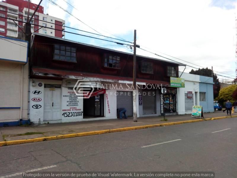 VENDEMOS CINCO LOCALES COMERCIALES EN EL CENTRO DE TEMUCO