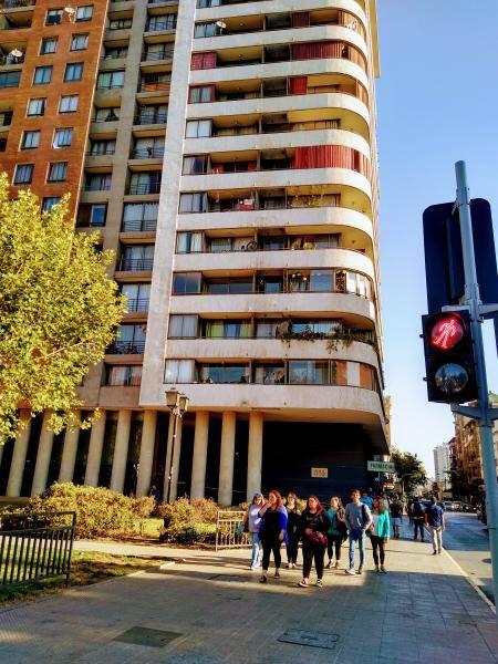 Departamento 2D, 2B,  Metro Parque Almagro