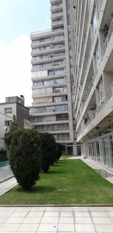METRO U DE CHILE/M. PARQUE ALMAGRO 47M2, 2D+2B