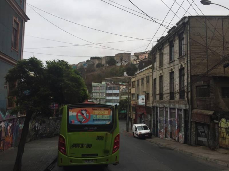 VENDO EDIFICIO EN VALPARAÍSO DE 8 DEPARTAMENTOS, MÁS LOCALES