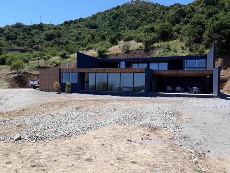 Espectacular casa en condominio Hacienda Zapallar
