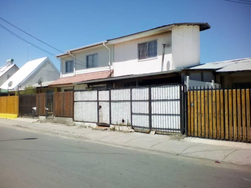 Casa sector Rural (Sarmiento)