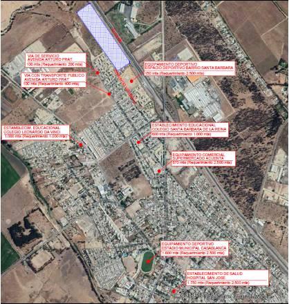 Vendo amplio terreno ubicado en Casablanca (4716887)