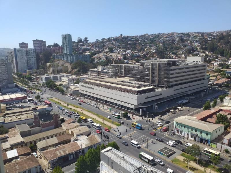 (444 V) Viña del Mar, Calle Limache, Departamento.