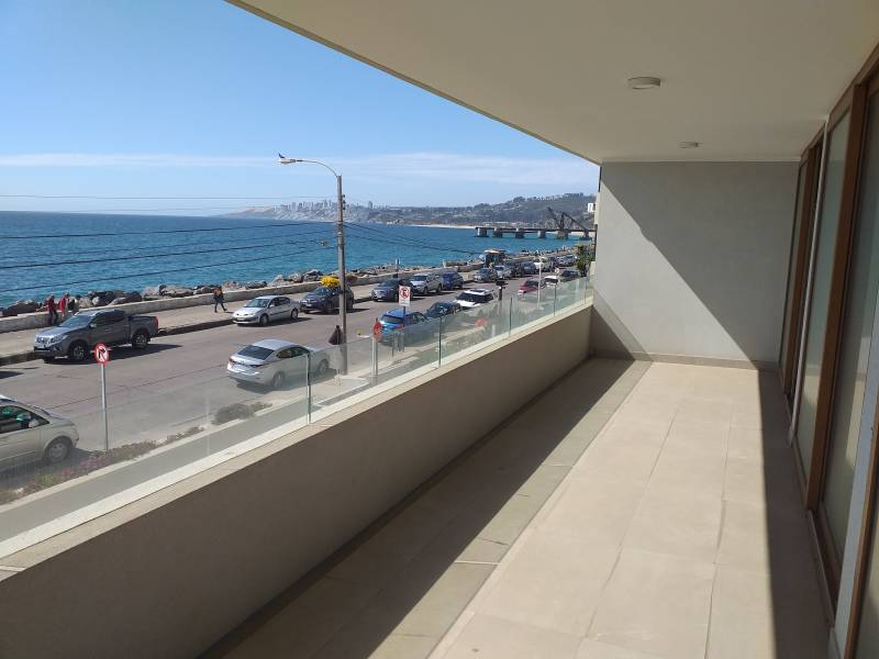 (405 V) Viña del Mar, Av Peru, Departamento.